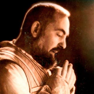 378c53a0829 Padre Pio was born on May 25, 1887 in Pietrelcina, Italy, and baptized in  the name Francesco Grazio. From his early childhood he was visited  regularly by ...