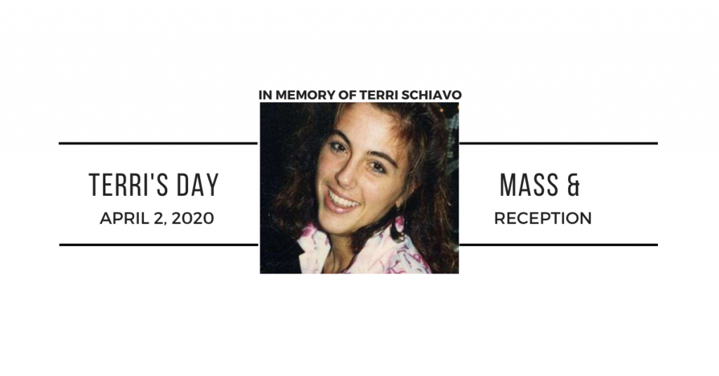 Terri's Day in Memory of Terri Schiavo