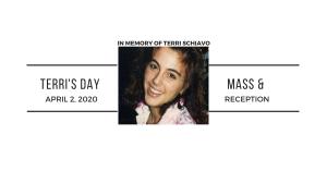 Terri's Day in Memory of Terri Schiavo