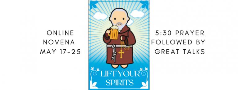 Lift Your Spirits Novena