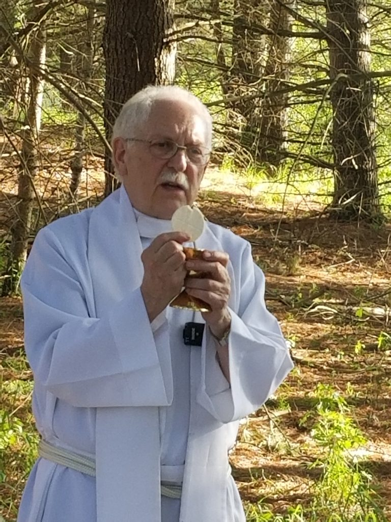 May 25, 2020 First Mass
