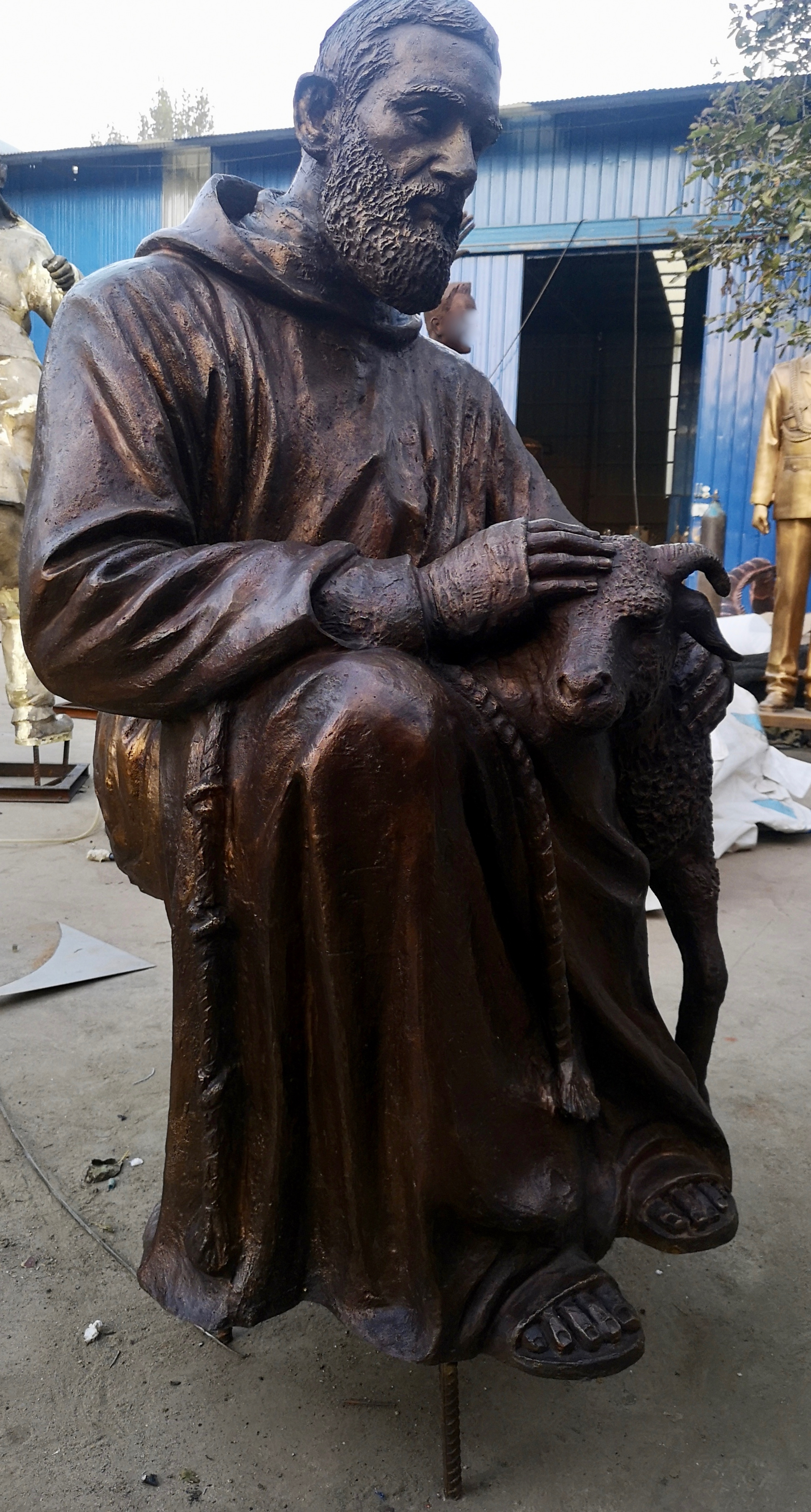 Padre Pio finished 4 (1)
